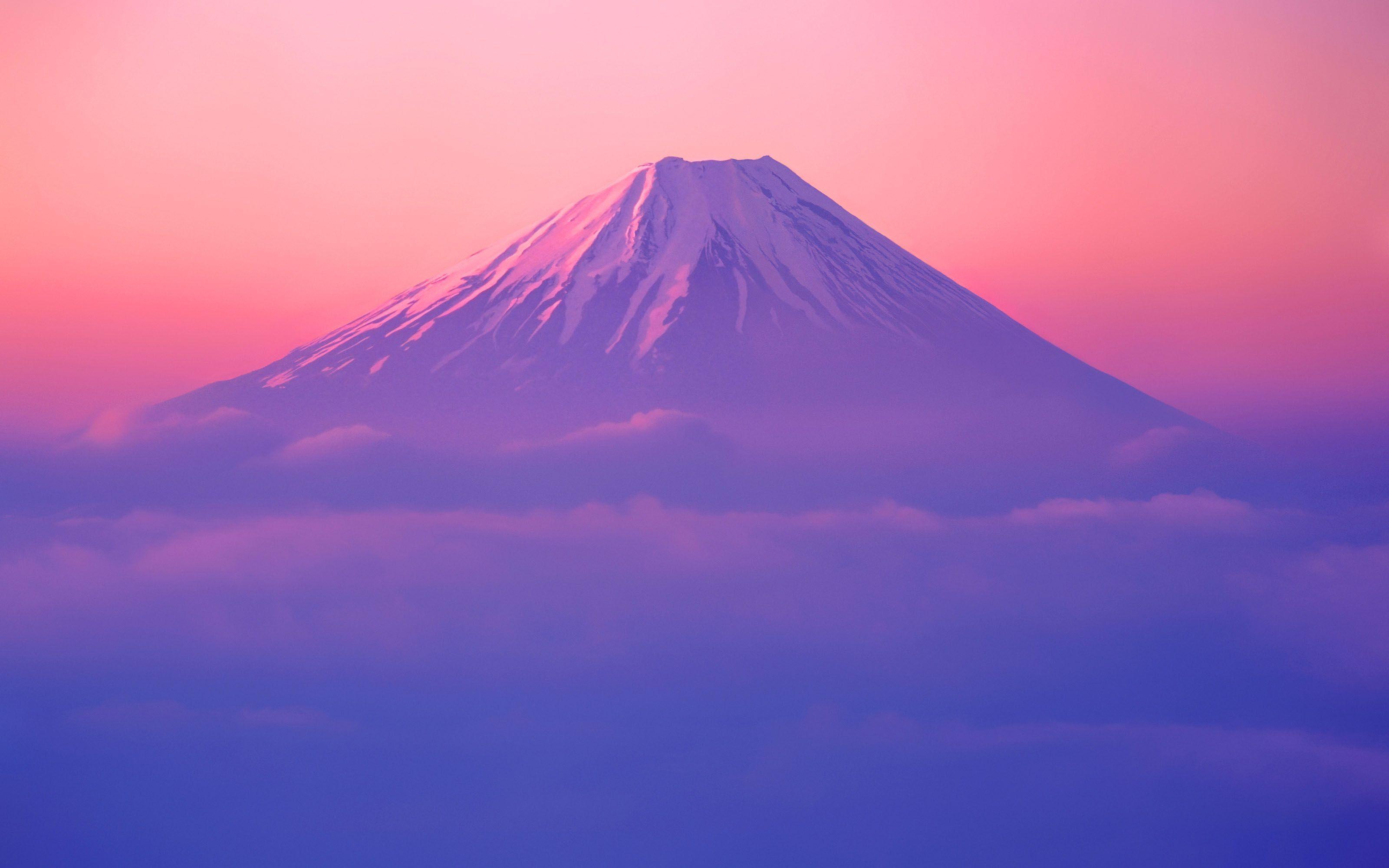 2015年初富士山