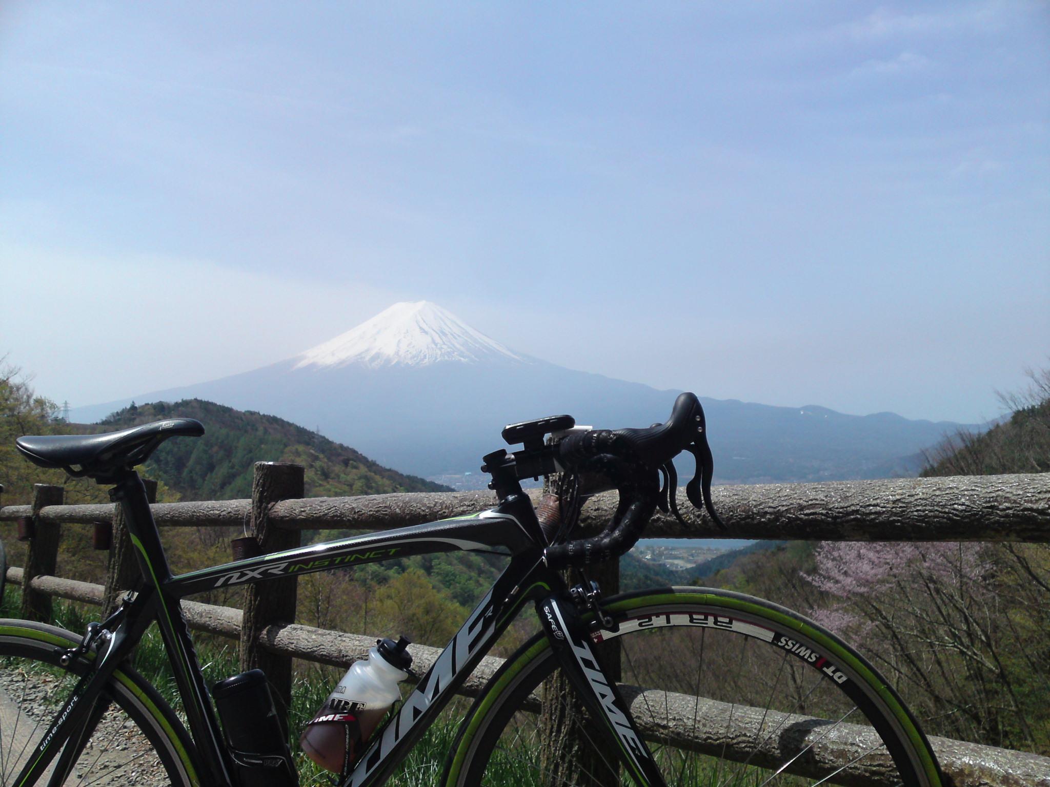 超合金的自転車日誌、引っ越してきました!