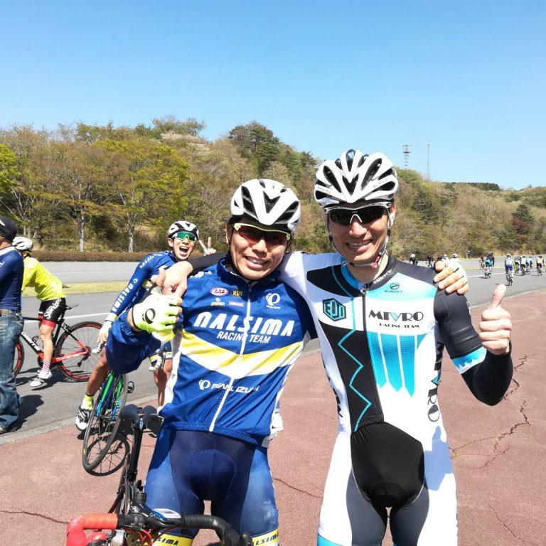 チャレンジサイクルロードレースA-E